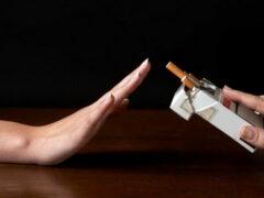 Сложности с отказом от сигарет