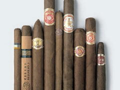 Курение сигар