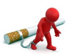 Новый день рождения — бросили курение
