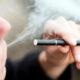 Портрет курильщика электронных сигарет
