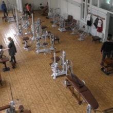 Терапия раритетным железом: в Ессентуках действует тренажерный зал 1902 года