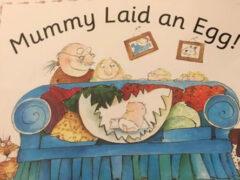 Детская книжка, лежавшая в приёмной врача, смутила мать семейства