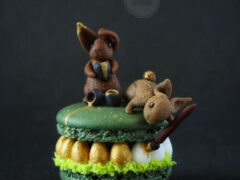 Любительница выпечки превращает создание пирожных в искусство