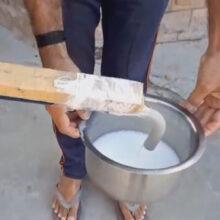 Свежее молоко можно купить, не нарушая социальную дистанцию